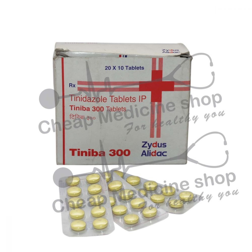 Tiniba 300 Mg, Fasigyn, Tinidazole
