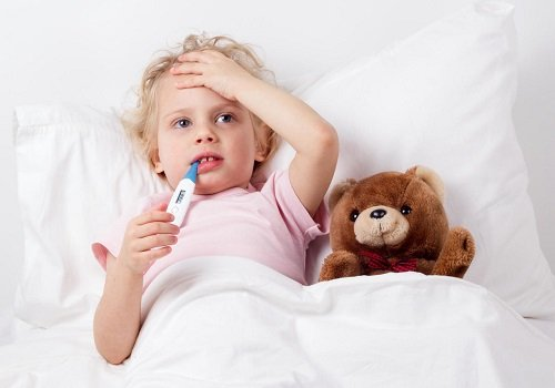 How to Eliminate the Toddler Fever