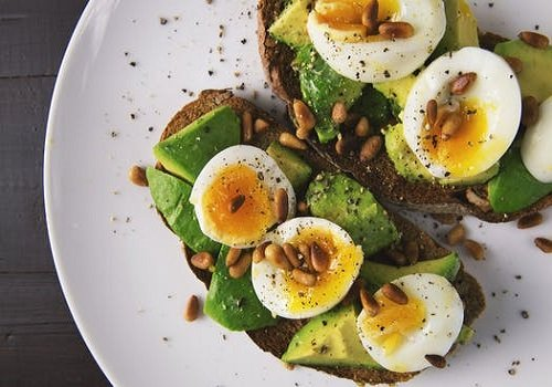 Food And Nutrition For Healthy Eyes
