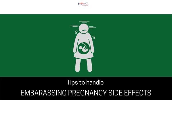 Don't Let These Pregnancy Symptoms Embarrass You. Know The Hacks!